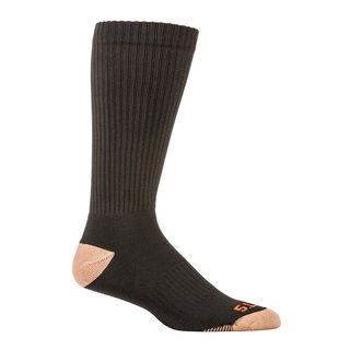 511 Tactical 10038 5.11 Tactical Cupron Otc Sock - 3 Pack