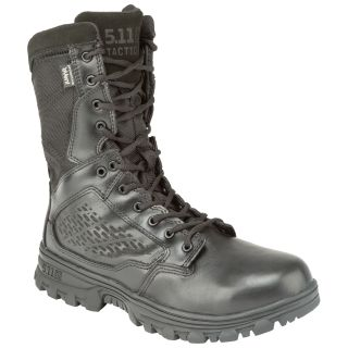 "511 Tactical 12312 Evo 8"" Waterproof Boot With Sidezip"