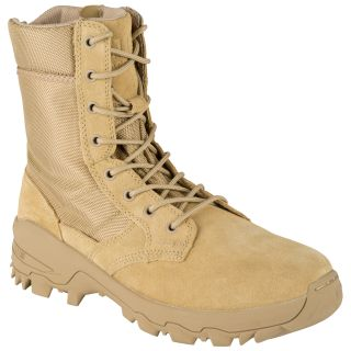 511 Tactical 12337 Speed 3.0 Coyote Sidezip Boot