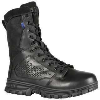 "511 Tactical 12348 Evo 8"" Insulated Side Zip Boot"