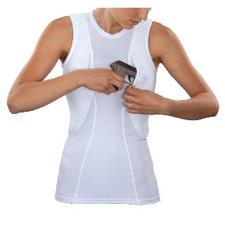 511 Tactical 30012 5.11 Tactical Womens Sleeveless Holster Shirt