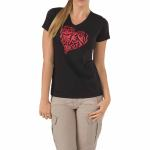 511 Tactical 31004AN 5.11 Tactical Womens Heart Of Steel T-Shirt