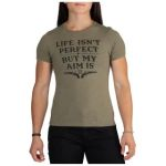 511 Tactical 31222RP 5.11 Tactical Womens Life Isnt Perfect Tee