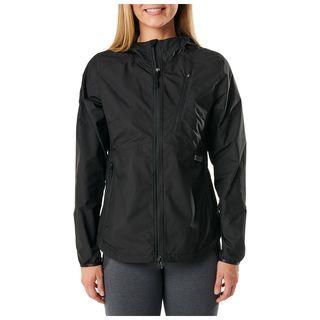 511 Tactical 38075 5.11 Tactical Womens Cascadia Windbreaker Packable Jacket