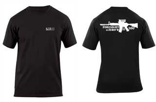 511 Tactical 40133B Hindsight Is 20/20 T-Shirt