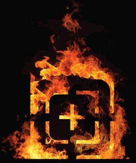 511 Tactical 41006AI Fire Scope T-Shirt