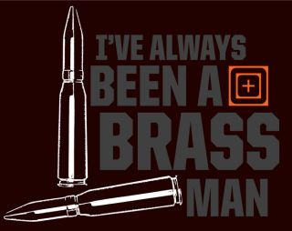 511 Tactical 41006AV Brass Man T-Shirt