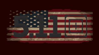 511 Tactical 41006BD Old Glory T-Shirt