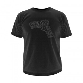 511 Tactical 41006BW 5.11 Tactical Men'S 45 Words Or Less T-Shirt