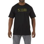 511 Tactical 41006CP 5.11 Tactical Men'S Skull Caliber T-Shirt