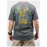 511 Tactical 41006CW Digital Buck T-Shirt