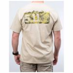 5.11 Tactical 41006DB Buckshot T-Shirt