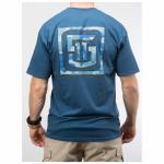 511 Tactical 41006DE 5.11 Tactical Men'S Lock Up T-Shirt