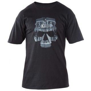 511 Tactical 41006DK 5.11 Tactical Men'S Ar Skull T-Shirt