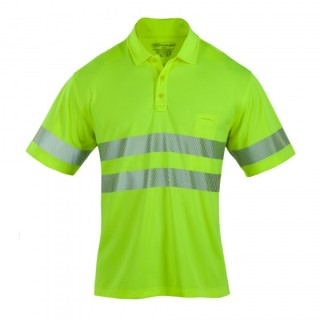511 Tactical 41007 5.11 Tactical Men'S High-Visibility Short Sleeve Polo Shirt