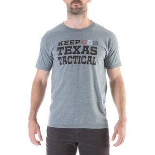 511 Tactical 41191AW 5.11 Tactical Mens Keep Texas Tactical Tee