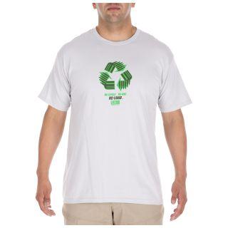 511 Tactical 41195AF 5.11 Tactical Men'S Recycle Tee