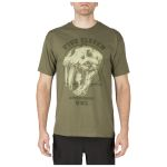 5.11 Tactical 41195AO Apex Predator Tee