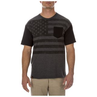 511 Tactical 41208 Stars And Bars Tee