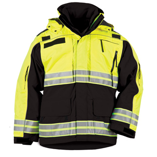 5.11 Tactical 48073 5.11 Tactical Men Responder High-Visibility Parka Jacket