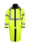 511 Tactical 48125 Reversible Hi-Vis Rain Coat