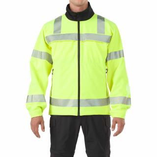511 Tactical 48171 Reversible Hi-Vis Softshell Jacket