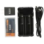 511 Tactical 53403 5.11 Tactical Response Xr Charger Kit
