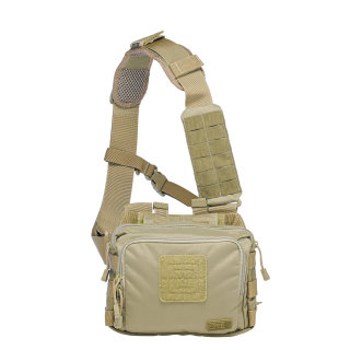 511 Tactical 56180 2-Banger Bag