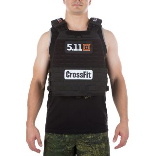 511 Tactical 56323CF Tactec Plate Carrier - Crossfit® Edition