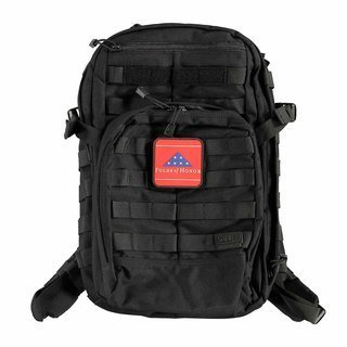 511 Tactical 56892FOH Rush 12 Backpack - Folds Of Honor