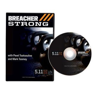 511 Tactical 58882 Breacher Strong Dvd