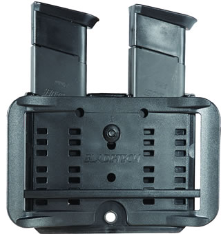 511 Tactical 59166 Glock Double Stack 9mm/.40s&W Magazine Pouch