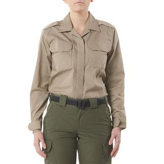 511 Tactical 62013US 5.11 Tactical Womens Cdcr Womens Long Sleeve Duty Shirt