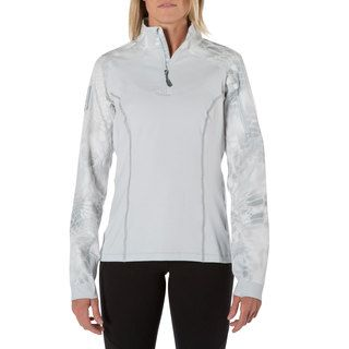 511 Tactical 62387 5.11 Tactical Womens Kryptek Rapid Half Zip