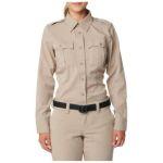 511 Tactical 62393 5.11 Tactical Womens Womens Class A Flex Tac Poly/Wool Twill Long Sleeve Shirt