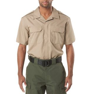 511 Tactical 71041US Cdcr Line Duty Short Sleeve Shirt