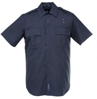 511 Tactical 71183 TWILL PDU® CLASS-A SHORT SLEEVE SHIRT