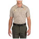 511 Tactical 71381 5.11 Tactical Mens Class A Flex Tac Poly/Wool Short Sleeve Shirt