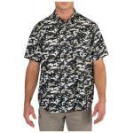511 Tactical 71382 5.11 Tactical Men'S Camo Maze Shirt