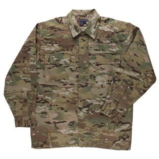 511 Tactical 72013 Multicam® Tdu® Long Sleeve Shirt