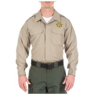 511 Tactical 72082US Cdcr Line Duty Shirt