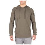 511 Tactical 72139 5.11 Tactical Mens Cruiser Performance Long Sleeve Hoodie