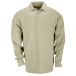 5.11 Tactical MenS Tactical Jersey Long Sleeve Polo Shirt