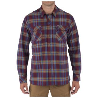 511 Tactical 72429 5.11 Tactical Men'S 5.11® Flannel Shirt
