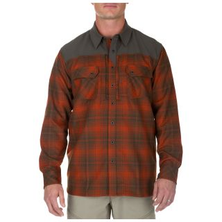 511 Tactical 72446 5.11 Tactical Men'S Sidewinder Flannel Shirt