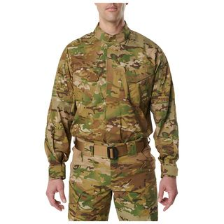 511 Tactical 72480 Mens 5.11 Stryke Tdu Multicam Long Sleeve Shirt From 5.11 Tactical