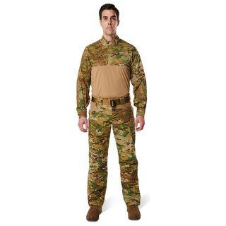 511 Tactical 72481 5.11 Tactical MenS 5.11 Stryke® Tdu® Rapid Multicam® Long Sleeve Shirt