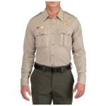 511 Tactical 72487 5.11 Tactical Men'S Class A Flex Tac Poly/Wool Long Sleeve Shirt