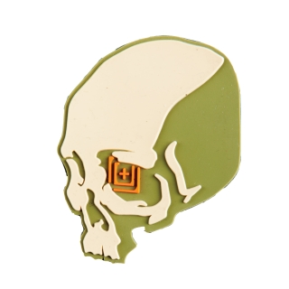 511 Tactical 81010 Skull Shot Patch