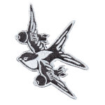 511 Tactical 81013 5.11 Tactical Swallow Bomber Patch
